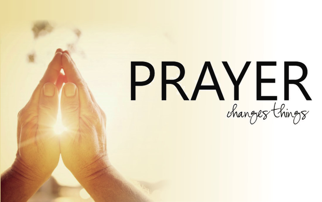 Prayer List - Charitable Deeds and Services